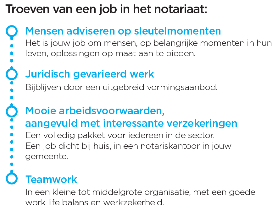 Werken in het notariaat3